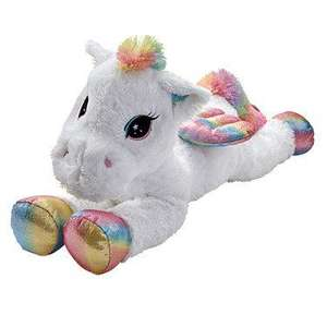 Pegasus/Unicorn 80cm Soft Dreamy friend 50% off now £14.99 or two for £22 using voucher code! @ The Entertainer