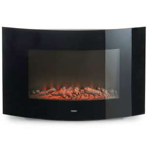 VonHaos wall hung electric fire £59.99 (+4.99p+p) Dispatched from and sold by DOMU UK - Amazon
