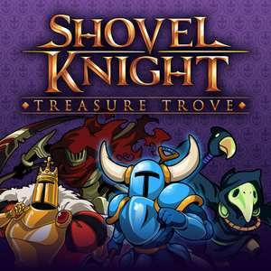Shovel Knight - Treasure Trove [Nintendo Switch] - Norwegian eShop for £14.45