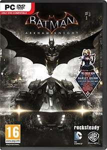 [Steam] Batman: Arkham Knight - £2.29 - CDKeys