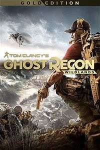 Tom Clancys Ghost Recon Wildlands Gold Edition £34 - Microsoft