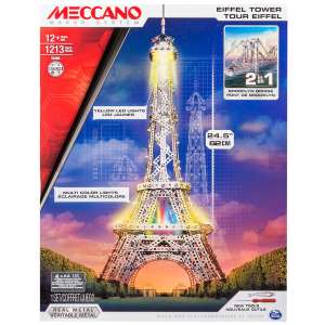 Meccano Eiffel Tower £19.99 RRP £89.99 1213 parts Home Bargains instore