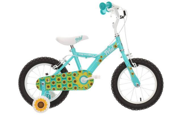 """Apollo Petal Kids Bike - 14"""" Wheel £44.80 @ Halfords"""