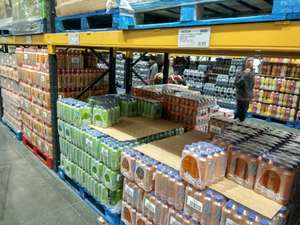 12x Monster Hydro Energy Drink £1.16 @ Costco Croydon possible glitch