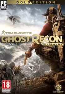 [PC] TOM CLANCY'S GHOST RECON® WILDLANDS GOLD EDITION (£21.12 with code for 100 uplay points)
