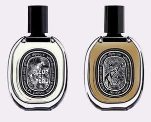 2x Free Perfume Samples (His & Hers) from Diptyque (Facebook)
