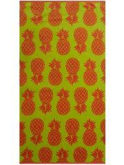 Pineapple print beach towel £1.50 was £6 @ Asda
