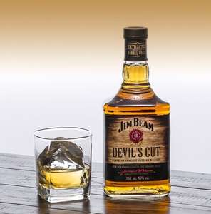 Jim Beam Devil's Cut £16 Prime / £20.75 Non Prime @ Amazon