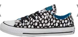Converse Trainers from only £10.99 in M&M Direct clearance sale plus p&p £4.49