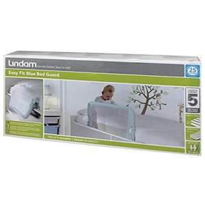 Lindam Bed Guard Reduced at Amazon - £18.50 Prime / £23.25 non-Prime