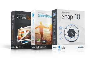 It's ending very quick!  Next 40 mins, AShampoo Multimedia Bundle - £7.01 @ Ashampoo