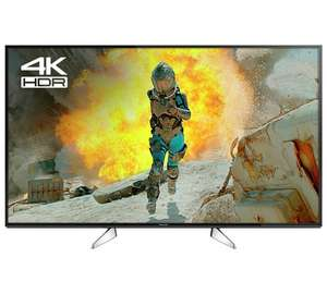Panasonic TX-49EX600B 49 Inch Smart 4K UHD TV With HDR £449 @ Argos