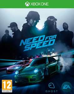 Need for Speed Xbox One £14.99 @ Zavvi (PLUS 99p P&P)