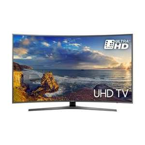 "Samsung UE55MU6670 55"" 4K Ultra HD HDR Curved LED Smart TV With Freeview HDNew but box opened. £597.97 at Appliances Direct"