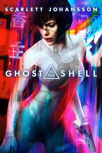 Ghost in the Shell / 4K, HDR £5.99 @ best price on Itunes
