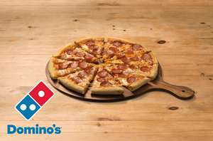 Domino's Pizza £1.50 for Small Pizza / £3.99 Medium / £4.99 Large - Scottish locations via Itison