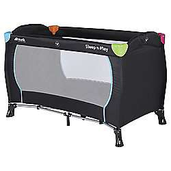 Hauck Travel Cot Multi-Black now £28 @ Tesco Direct