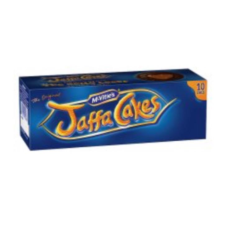 McVities Jaffa Cakes 10 Pack 50p @ Tesco