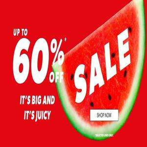 New Look Up to 60% off Sale