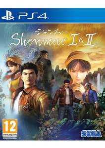 [Xbox One/PS4] Shenmue I & II - £26.85 - Simply Games (£26.86 - Shopto)