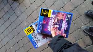 Poundland Biggleswade - Agents of mayhem PS4 - £2  - Homefront the revolution PS4 £5 @ Poundland