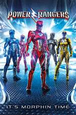 Saban's Power Rangers HD £3.99 @ itunes