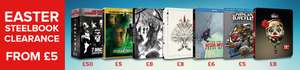ZOOM Steelbook Clearence - starting from £5.