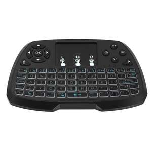 2.4GHz Wireless QWERTY Keyboard with touchpad £4.43 delivered at Tomtop