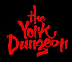 Two adult Tickets to York Dungeon £17 or Family Ticket £29 @ Radio Aire
