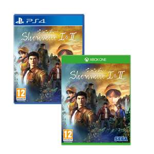 Pre-order Shenmue I & II £22.99 [PS4 / Xbox One] @ 365games (+£1.15player points)