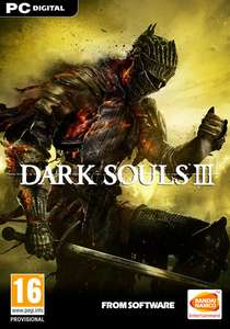 Dark Souls 3 PC Steam Key £9.49  Gamesplanet