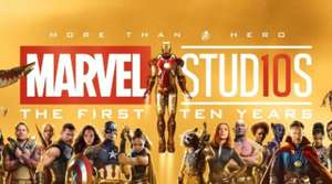 Marvel Studios First 10 Years Promo - 2 Blu-Ray for £13.50 (Using Code) - Guardians of the Galaxy Vol.2, Agents of S.H.I.E.L.D Season 1/2/3, Doctor Strange, Captain America Civil War @ Zoom