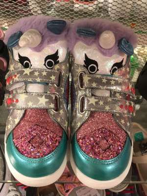 Irregular choice unicorn trainers £19.99 instore Cribbs Causeway tkmaxx