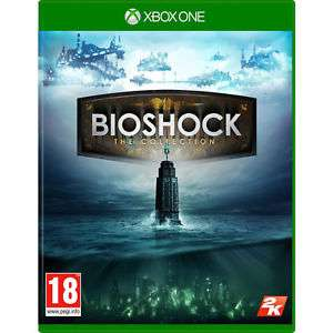 Bioshock: The Collection Xbox One £12 Delivered @ MyMemory/eBay