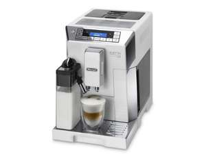 Delonghi ECAM 45.760.W Coffee Maker, 1450 W, White/Silver £598 Dispatched and sold by Hughes Direct @ Amazon