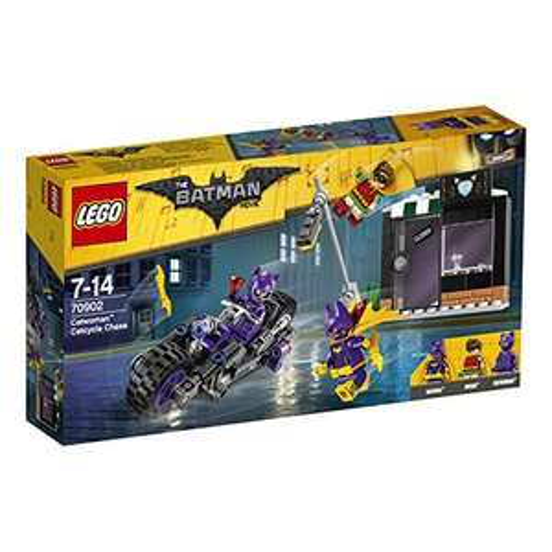 LEGO 70902 Batman Movie Catwoman Catcycle Chase £9.83  Prime / £13.82 non prime @ Amazon