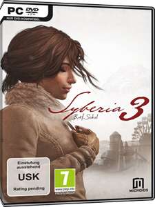 ALL 3 SYBERIA TITLES @ MMOGA [PC Steam] *read description*