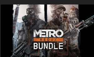 Metro Redux Bundle - (PC - Steam) £4.04/£3.80 with code (thanks Buzz) @ Fanatical