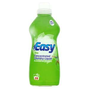 Easy Bio Concentrated Laundry Liquid 1 Litre £0.75 (Sale Instore) @ Iceland (Exeter Sidwell Street EX4 6NN)