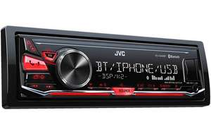 Ex Display JVC KD - X342BT bluetooth, front USB Car Stereo, £30 from halfords