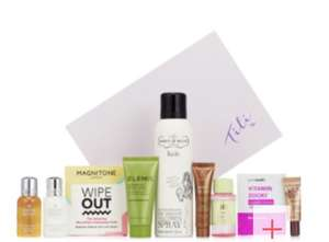 Tili Violet Blooms Beauty Box £20 delivered @ QVC