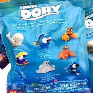 finding dory blind bags 39p at home bargains