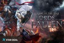 Lords of the Fallen Game of the Year Edition for £3.19 (PC / Steam) @ Fanatical