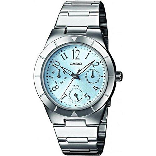 Casio Men's Analogue Quartz Watch with Stainless Steel Bracelet LTP-2069D-2A2VEF £23.48 @ Amazon