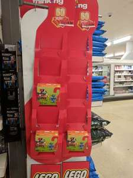 Lego 10402 £4.50 Sainsbury's Chiswick