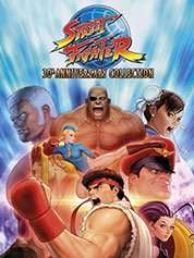 Street Fighter 30th Anniversary Collection - Steam version £23.99 @ Greenman Gaming