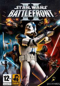 Star Wars: Battlefront 2 (Classic, 2005) £1.69 @ GamesPlanet (Steam Key)
