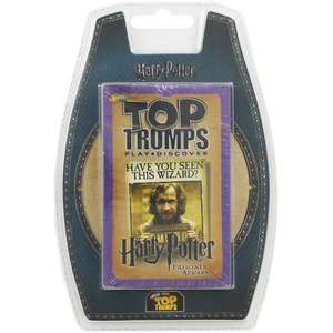 Harry Potter And The Prisoner Of Azkaban - Top Trumps £1.20 @ The Works using code Vacm20 - Free C+C