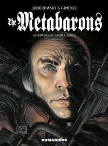 The Metabarons Graphic Novel £28.42 @ Wordery