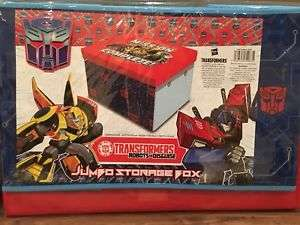 Transformers jumbo toy storage £2.99 @ Home Bargains